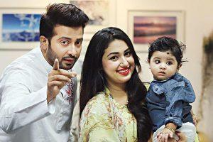 shakib khan family